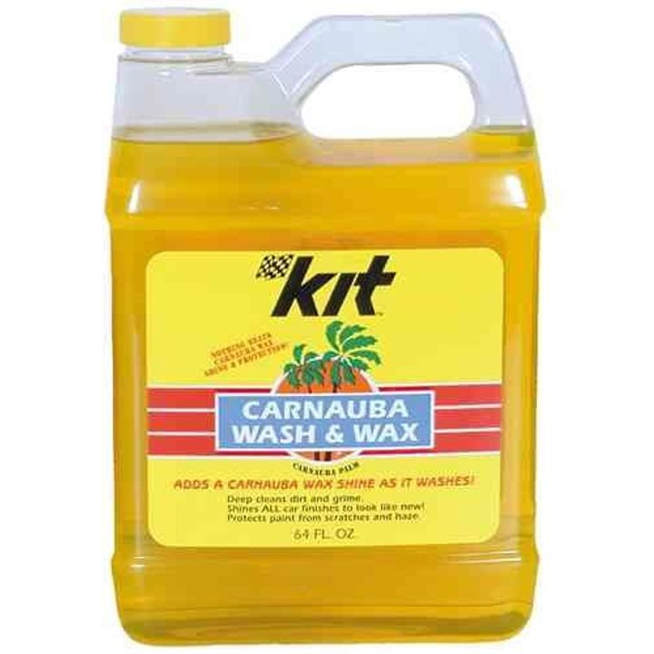 Carnauba Wash & Wax 64 oz