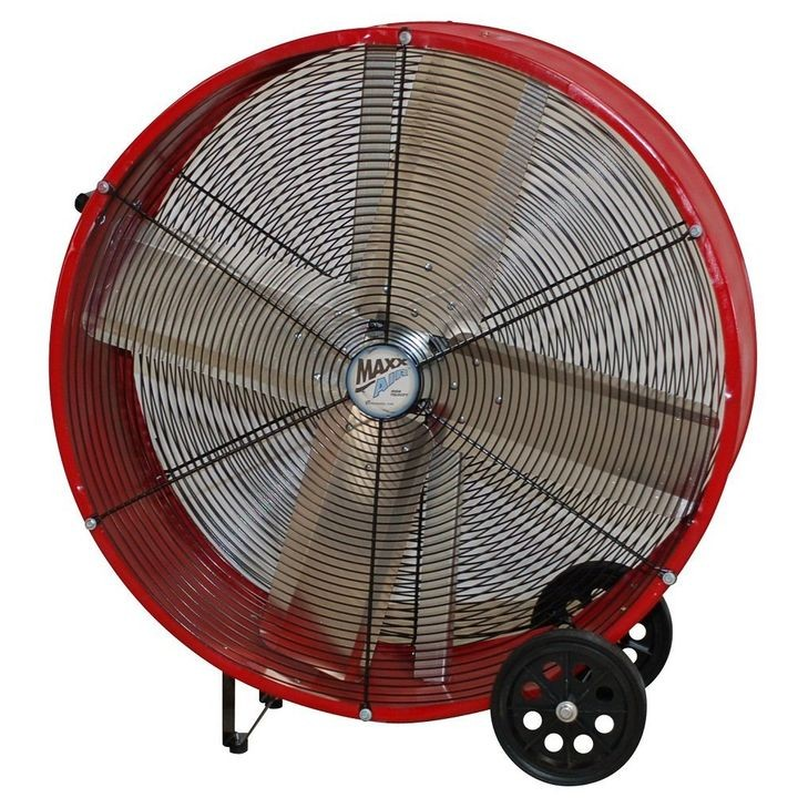 "36"" 1/2 HP 2 Speed 4 Blade Fan"
