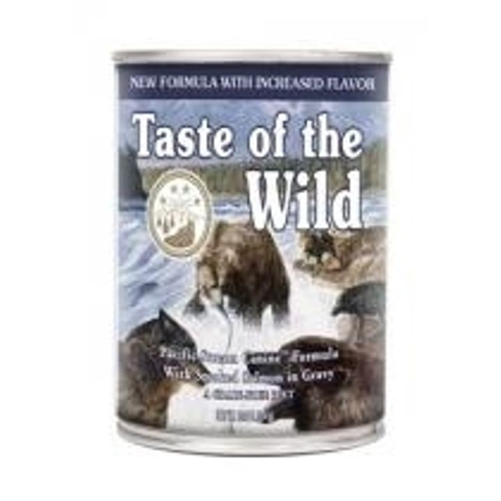 Pacific Stream Canine Formula Canned Dog Food