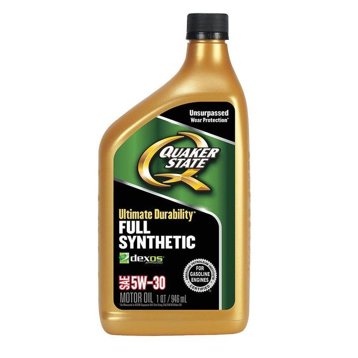 5W30 Full Synthetic Motor Oil 1 Quart