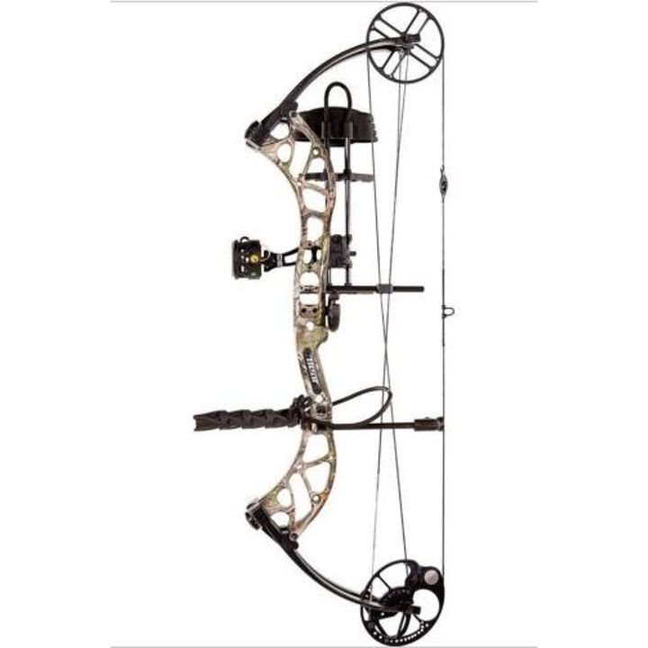 Authority Compound Bow Kit 70 Lb Draw Weight Right Hand
