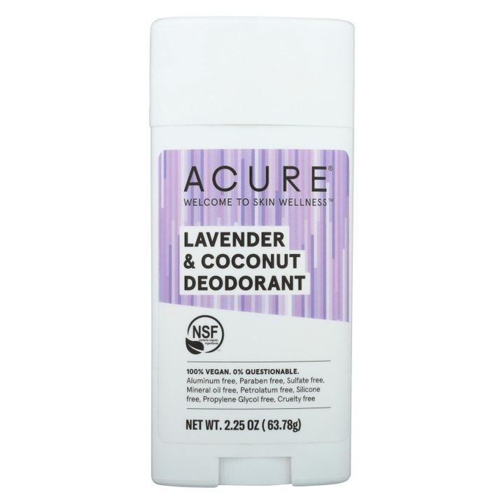- Deodorant - Lavender And Coconut - 2.25 Oz