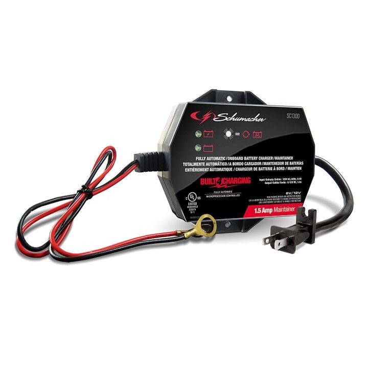 1.5A 12V DOE Battery Maintainer