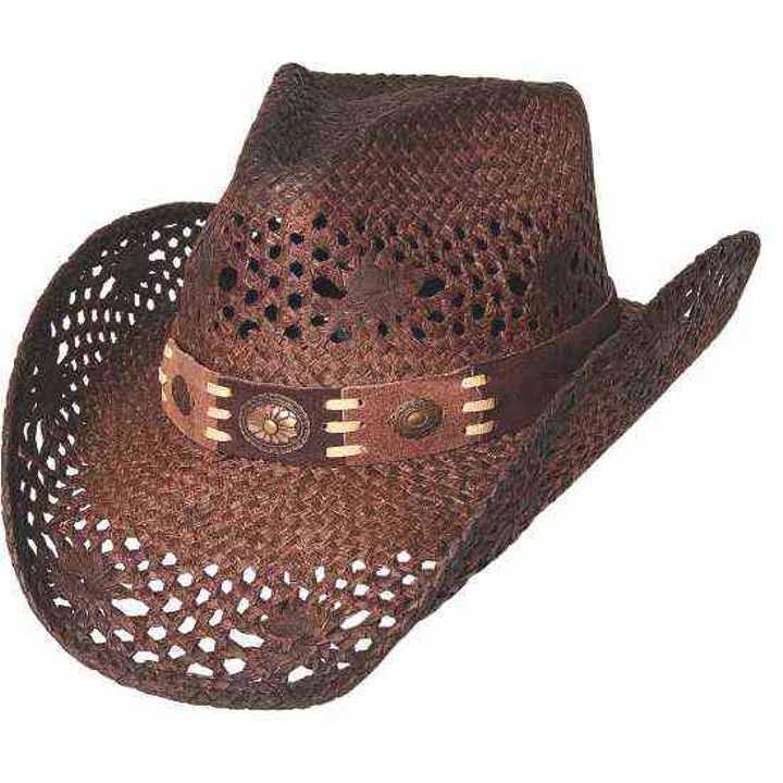 Western Straw Pure Country Cowboy