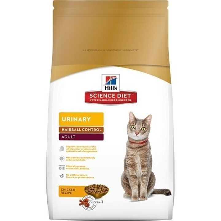 Adult Urinary Health Chicken Dry Cat Food