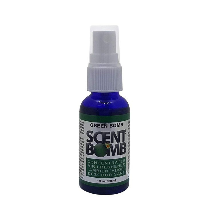 1 oz Green Bomb Concentraded Air Freshener Spray