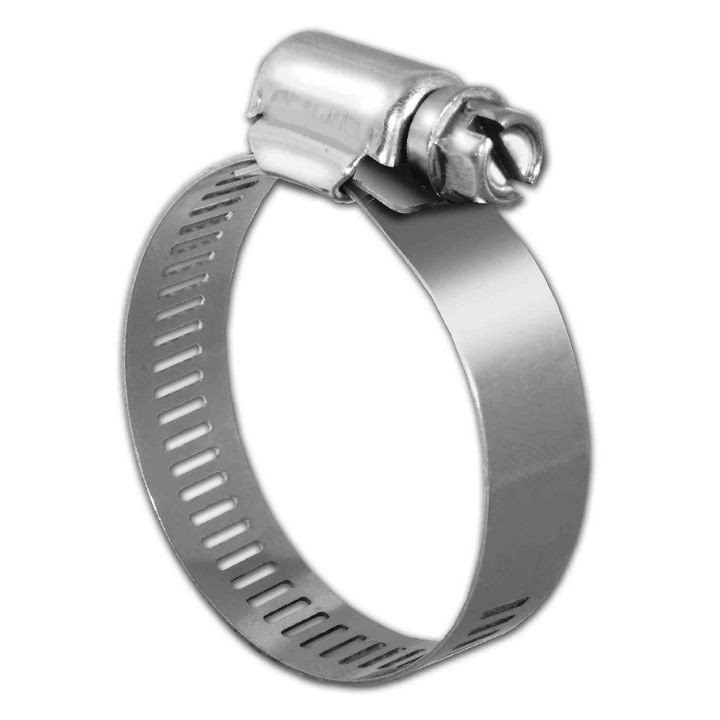 Regular Duty Stainless Steel Clamp