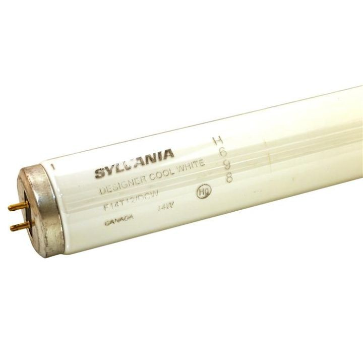 14 Watt T12 Medium Bi-Pin Cool White Linear Fluorescent Bulb