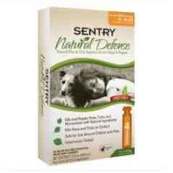 Natural Defense Flea & Tick Squeeze-On for Dogs