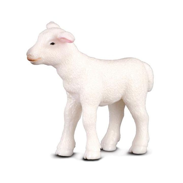 Standing Lamb Toy
