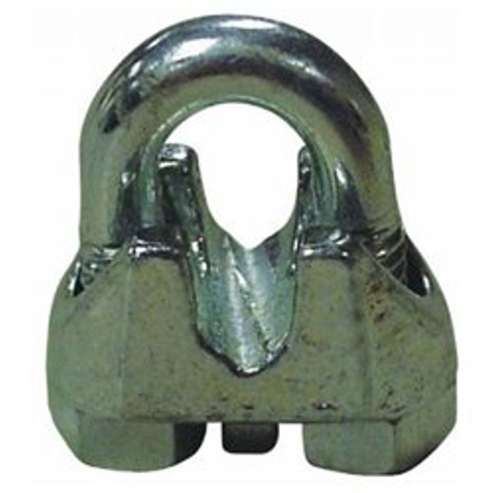 "1/16""  Chain Wire Rope Galvanized Clip"