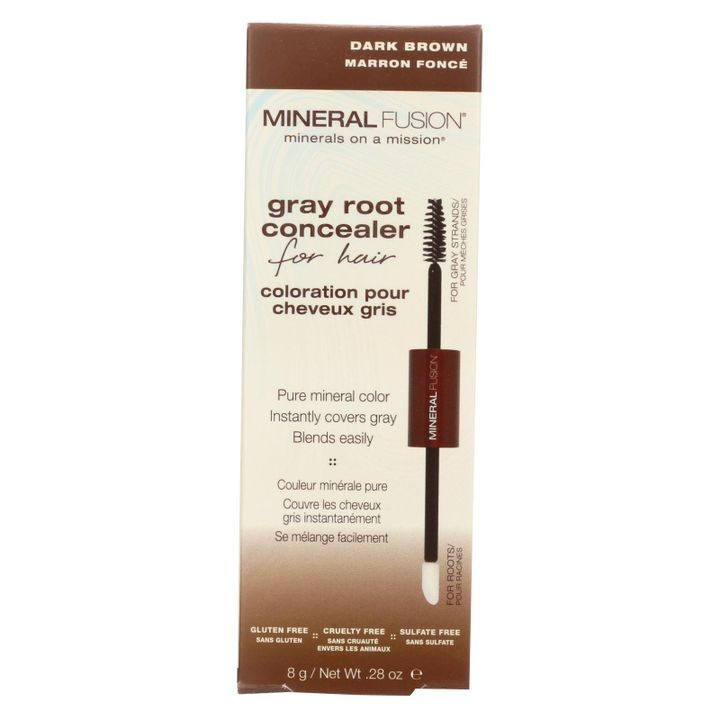 - Gray Root Concealer - Dark Brown - 0.28 Oz.