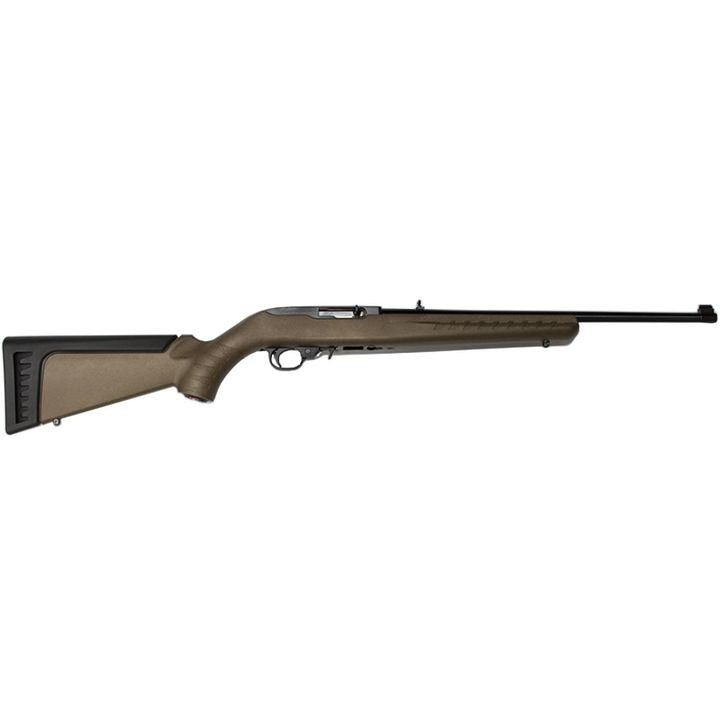 10/22 22LR Rimfire Rifle With Copper Mica Stock - .22 Cal