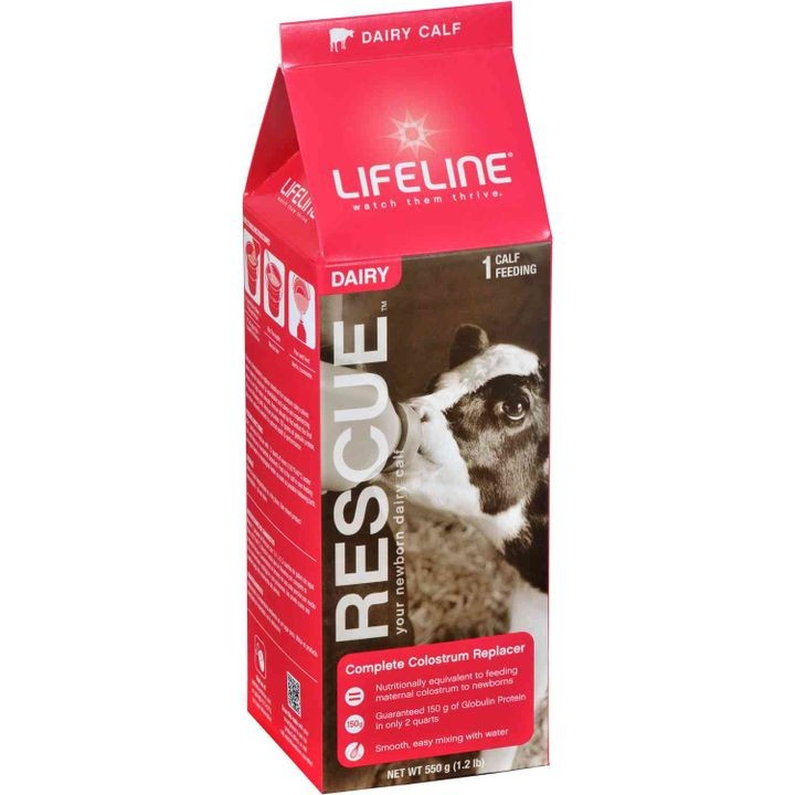 Rescue™ Complete Colostrum Replacer