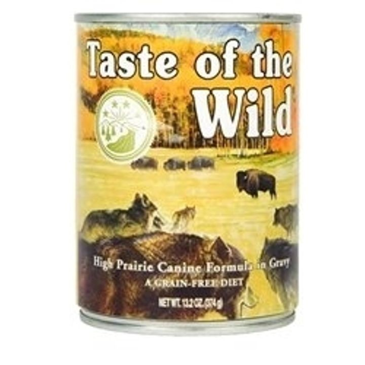 High Prairie Canine Formula Canned Dog Food