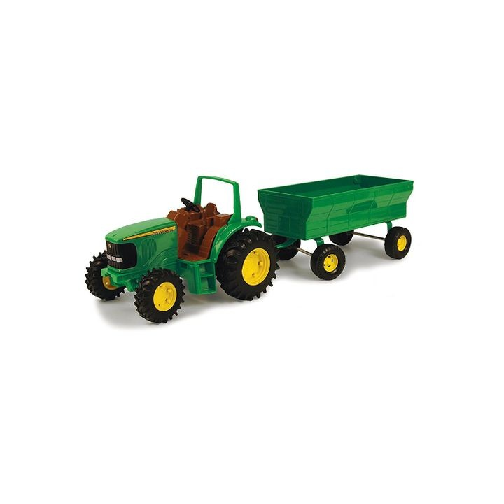 1:16 Tractor With Flarebox Wagon