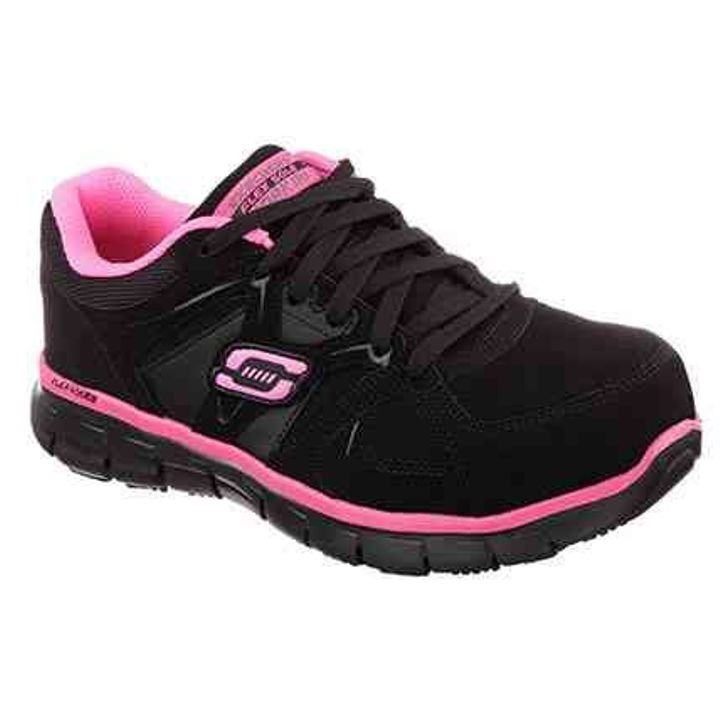 Ladies' Synergy-Sandlot Wide Width Work Shoe