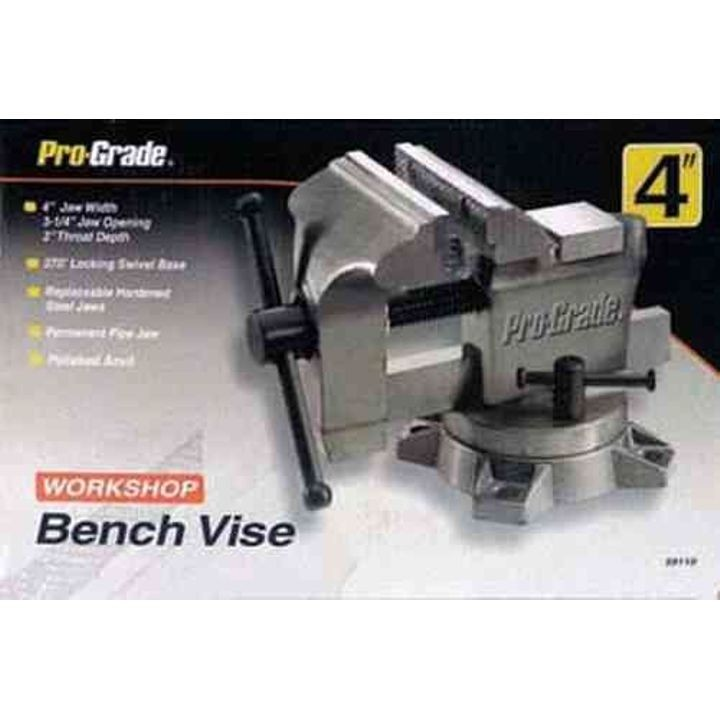 Workshop Bench Vise