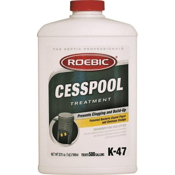 1 Qt Bottle Cesspool Bacteria Treatment