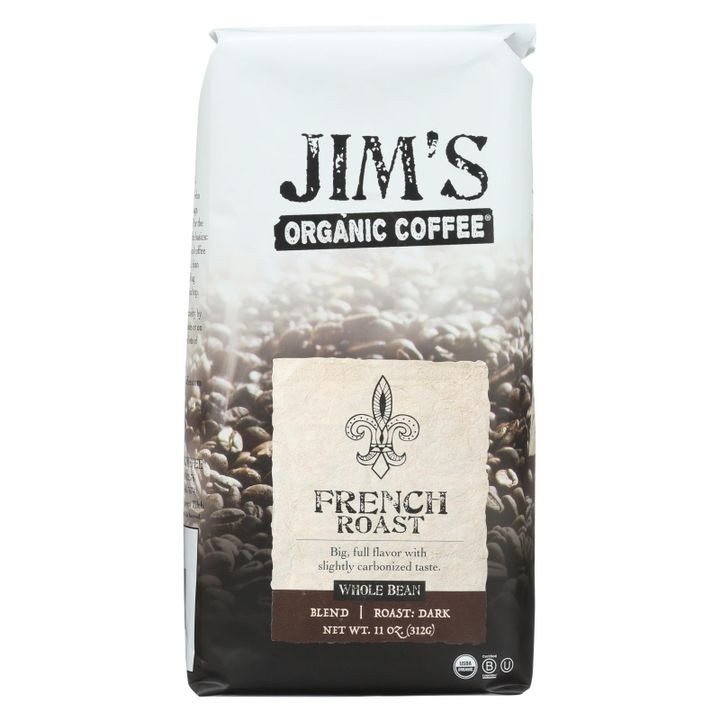 - Whole Bean - French Roast - Case Of 6 - 11 Oz.