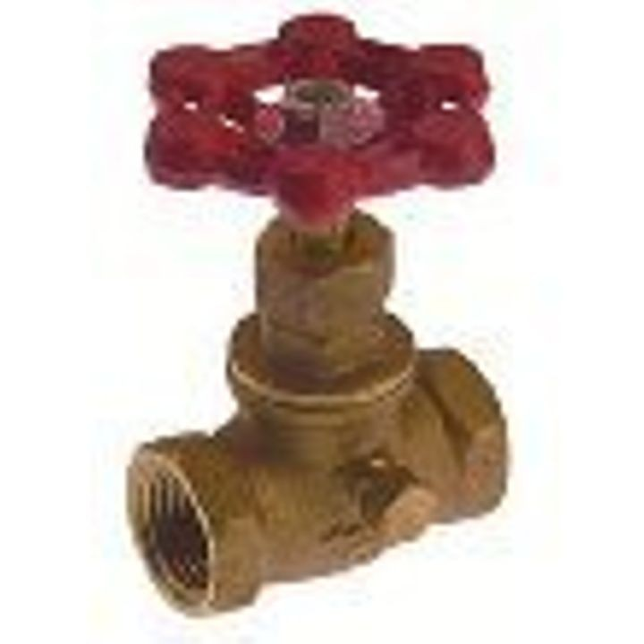 "1/2"" Brass Copper x Copper Stop & Waste Valve"