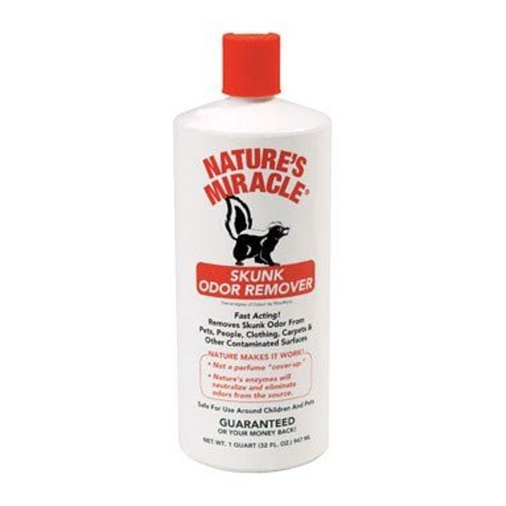 Natures Miracle Skunk Odor Remover - 32 oz