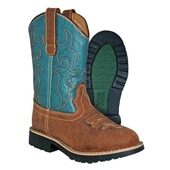 Little Boys' Buckaroo Cowboy Boot