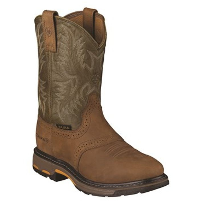 Men's Workhog Pull-On Cowboy Boot