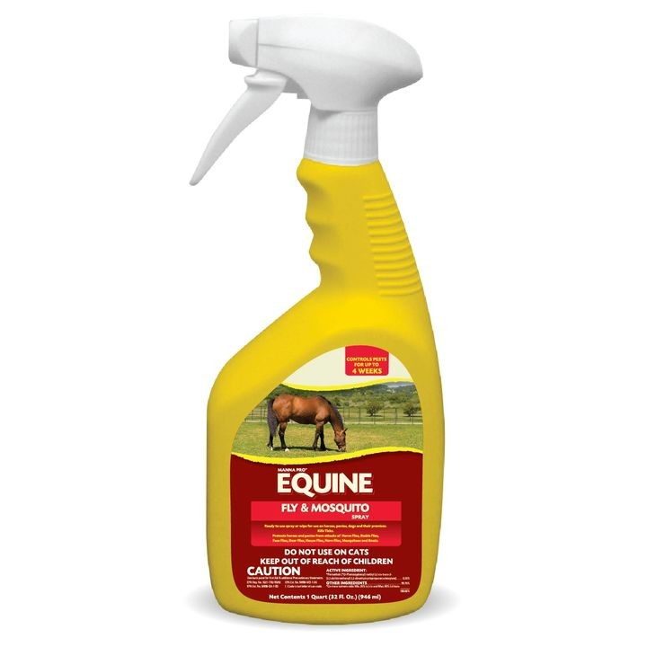 Equine Fly and Mosquito Spray