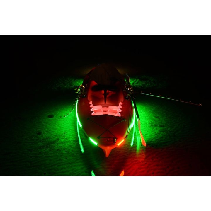 LED Flex Light Navigation Kit Green/Blue
