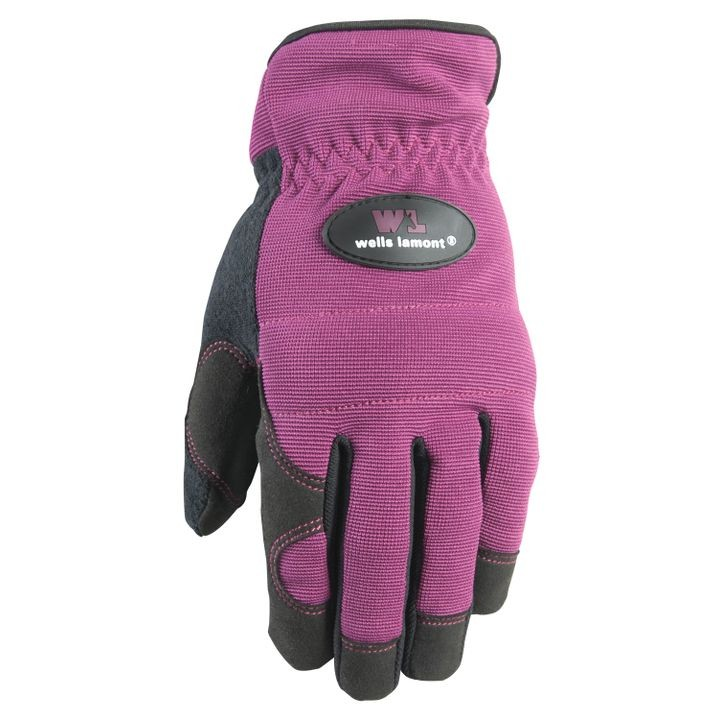 Ladies' Synthetic Leather Glove