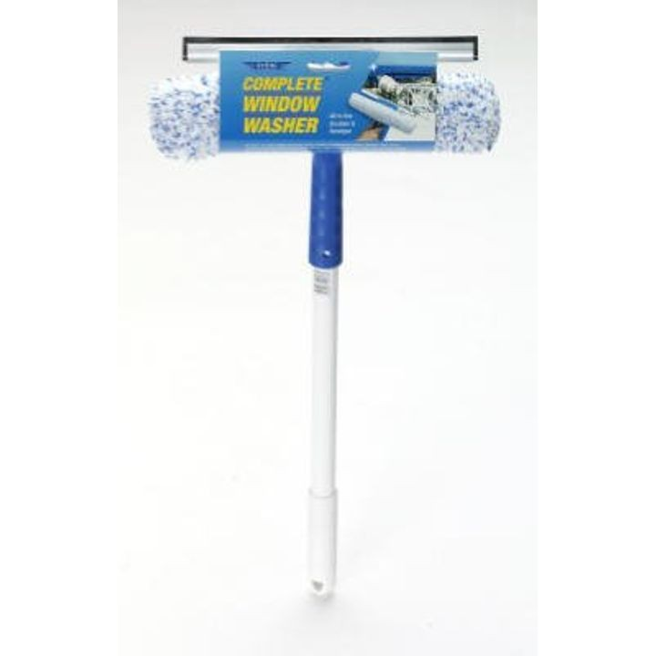 "10"" Squeegee & Scrubber"