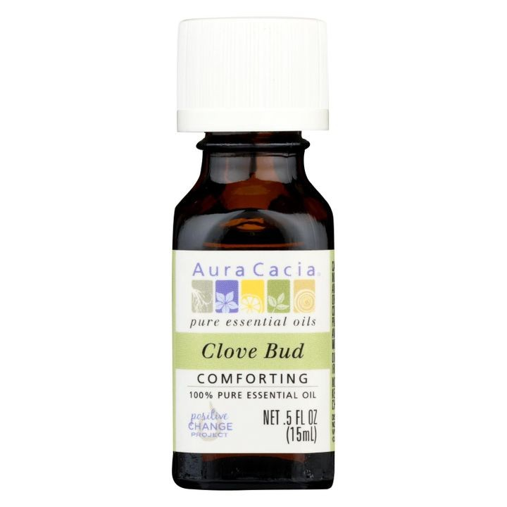 - Essential Oil - Clove Bud - .5 Oz