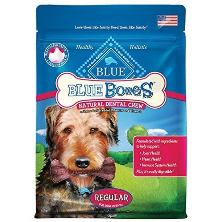 Natural Dental Bone Chew