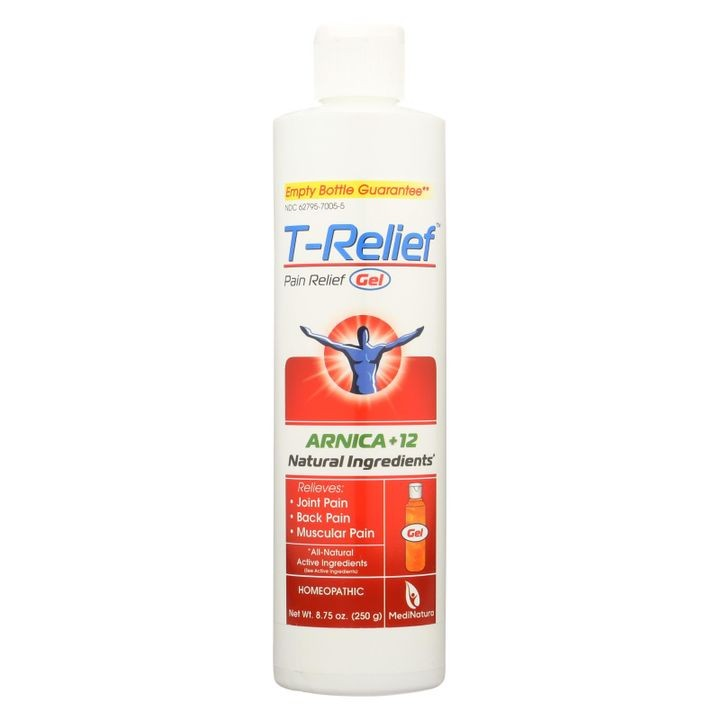 - Pain Relief Gel - Arnica - 8.75 Oz
