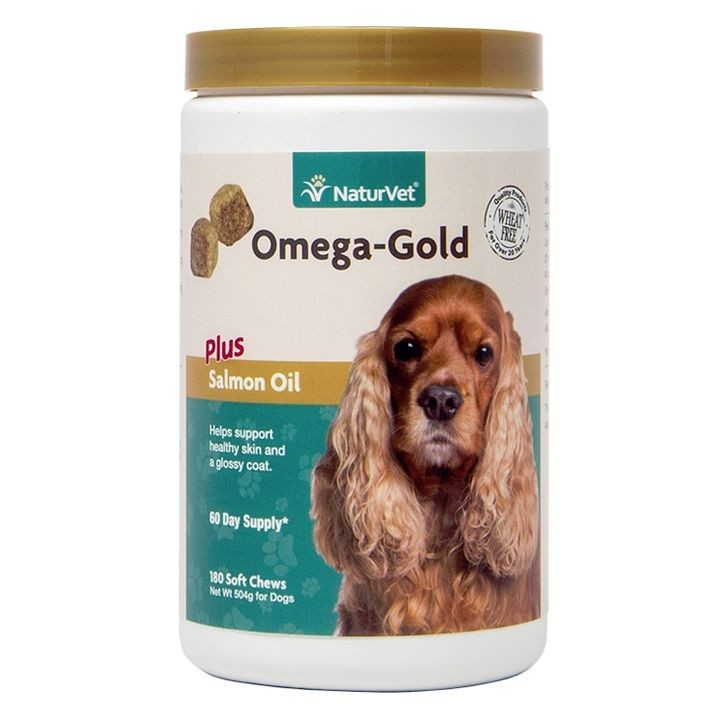 Omega -Gold Plus Salmon Oil