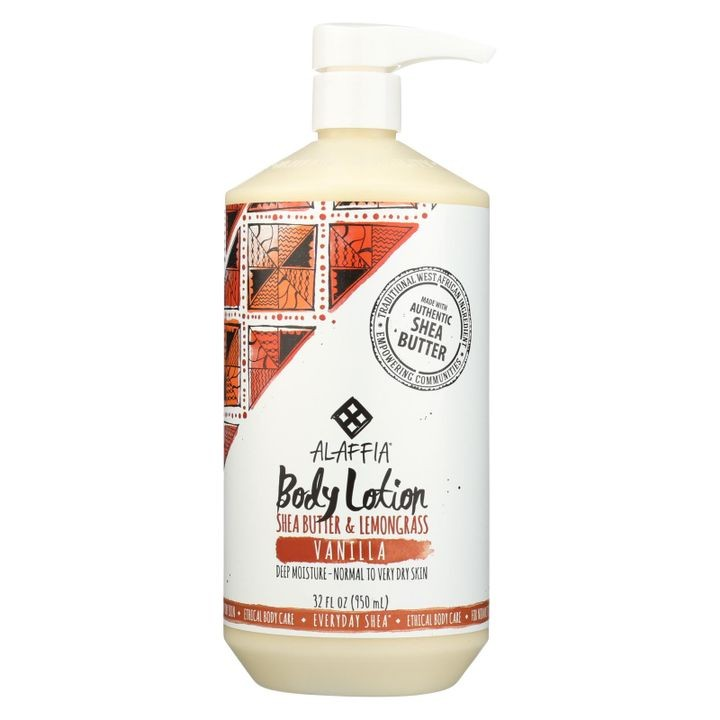 - Everyday Lotion - Shea Vanilla - 32 Oz.