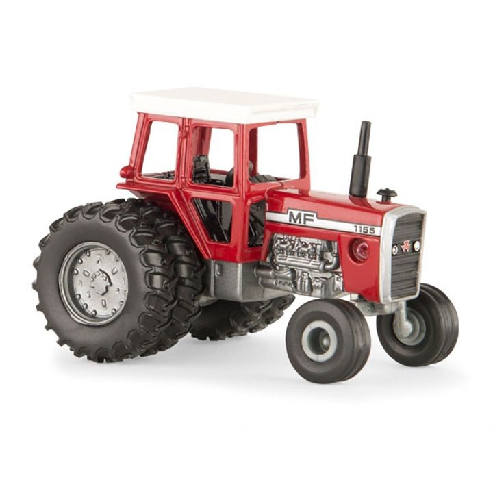 1/64 Scale MF 1155 Tractor With Duals