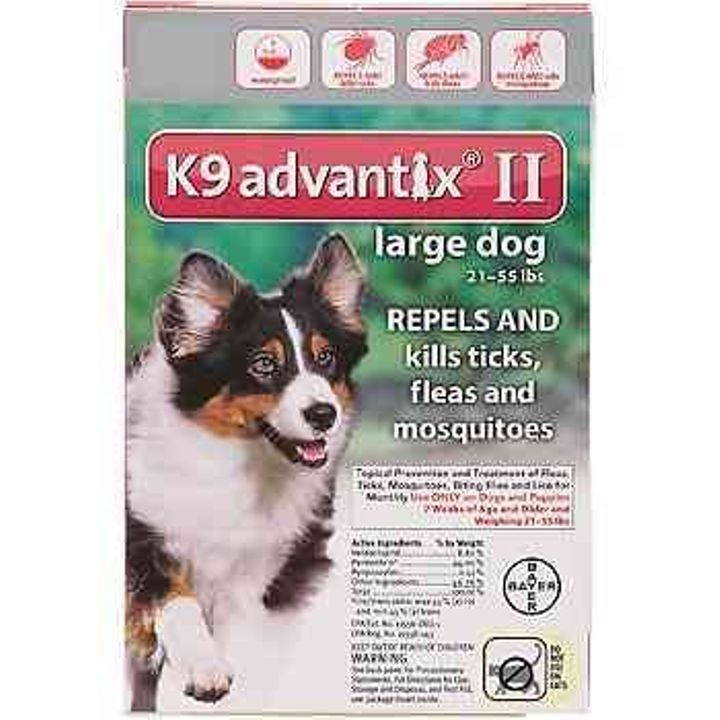 K9 Advantix II Flea Treatment