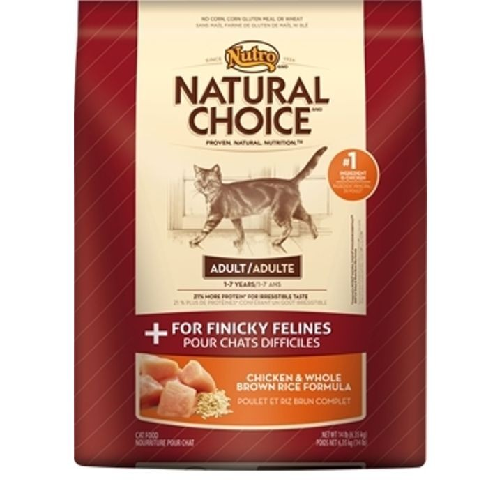 Finicky Feline Adult Cat Food
