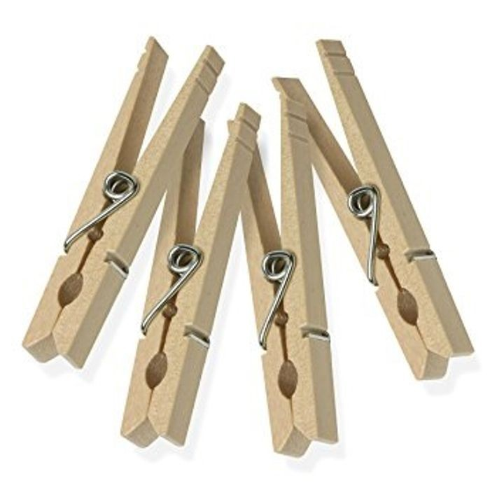 Wood Clothespins
