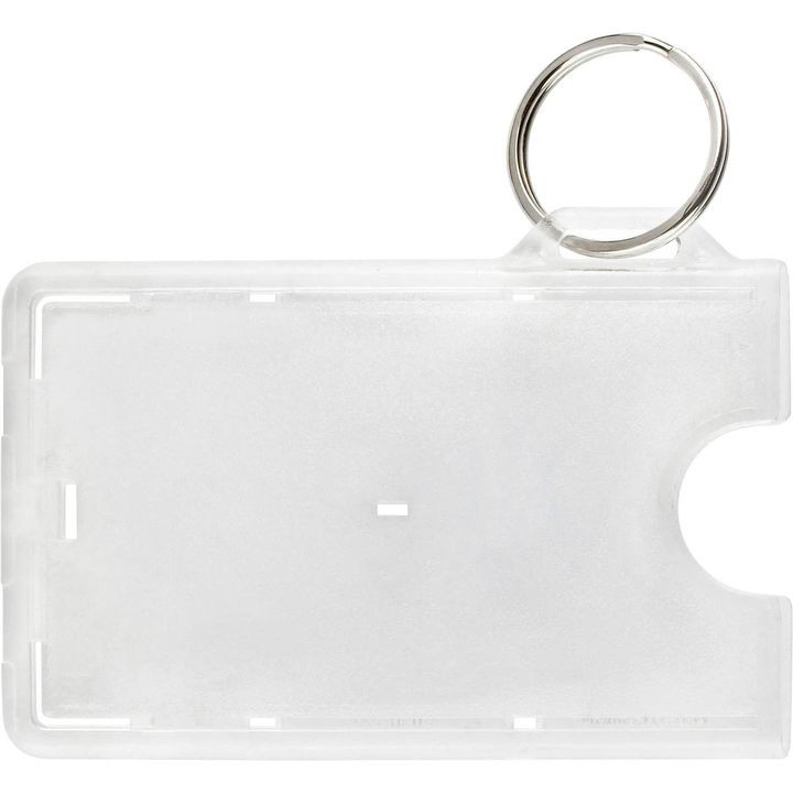 Photo Holder Key Ring