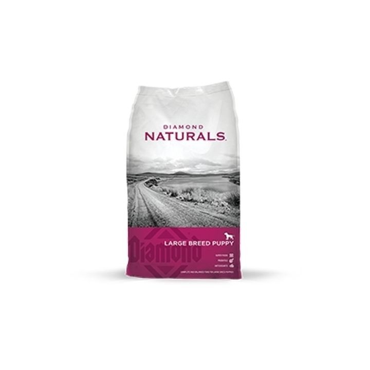 Naturals Large Breed Puppy Lamb & Rice Formula