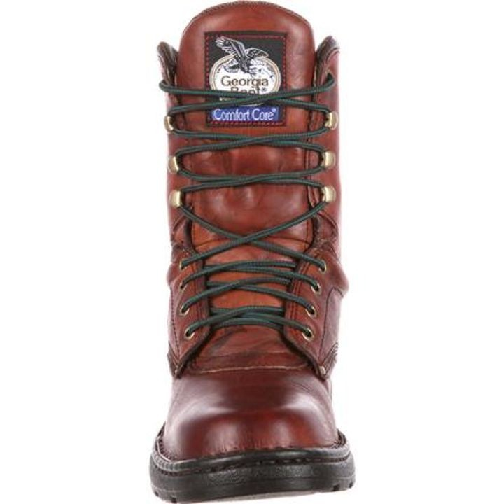 bf7ca03b13ea9b Mens 8 Inch Eagle Light Lace-Up Work Boot | Theisen's Home & Auto