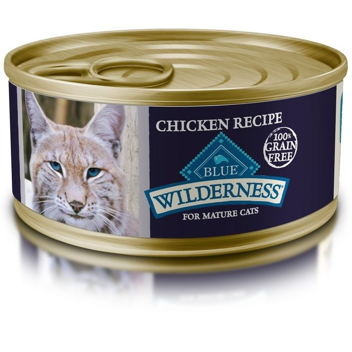 Wilderness Chicken Grain Free Adult Canned Cat Food