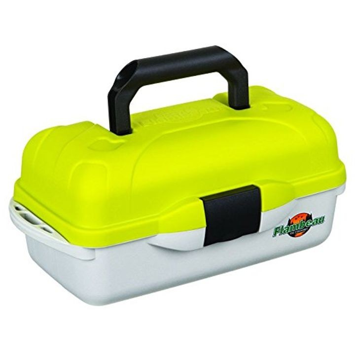 "1 Tray Tackle Box - 15"" x 8""x 6.5"""