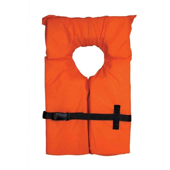Type II Keyhole Life Vest for Youths
