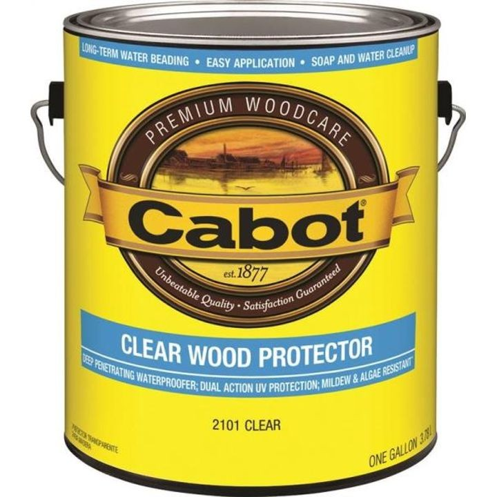 1 Gallon Liquid Wood Protector