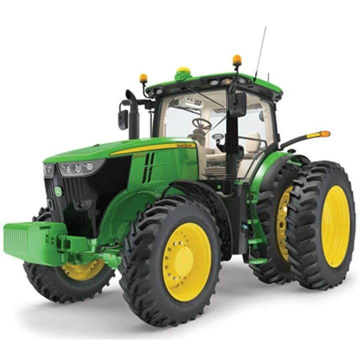 1/64 Scale 7270R Tractor with Duals