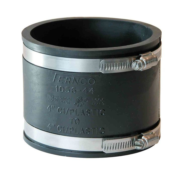 "4""x4"" Flexible Coupling"